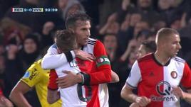 Feyenoord, Van Persie segna ancora