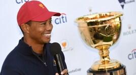 Golf, un film su Tiger Woods: «Il ritorno del ruggito»