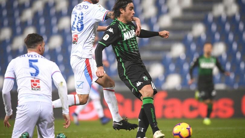 Serie A Sassuolo, Matri prova a riscrivere la storia
