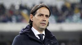 Lazio, Inzaghi:«Voglio far correre la Ferrari»