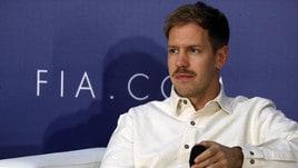 F1 Ferrari, Vettel: «Mi manca parlare con Schumacher»
