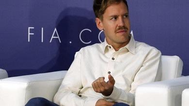 F1, Vettel: «Il mio obiettivo resta vincere con la Ferrari»