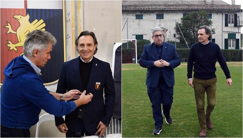 Genoa, Prandelli ritrova la Serie A dopo oltre otto anni