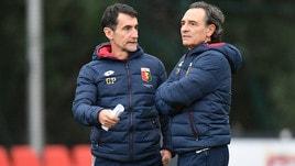 Serie A Genoa, Prandelli: «Sono emozionato, era il momento di tornare»