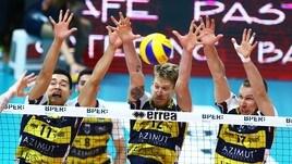 Superlega: Modena-Siena e Castellana Grotte-Monza aprono l'11a