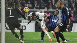 Juventus-Inter 1-0: decide Mandzukic, +11 sul Napoli!