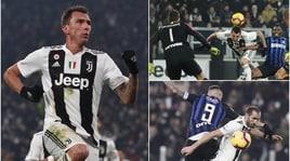 Juventus-Inter: il film del derby d'Italia