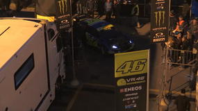 Rossi infiamma il Monza Rally Show