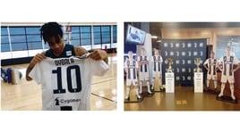 Anche l'America Nba grida: «Forza Juventus»