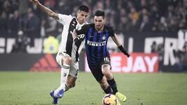 Politano: «Dai Inter, passiamo il turno»