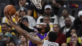 Nba, Spurs e Lakers non tradiscono le attese