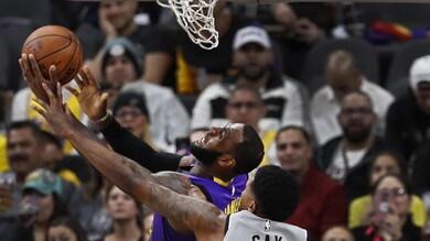 Nba, Spurs e Lakers non tradiscono le attese