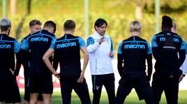 Serie A Lazio, primo allenamento: Inzaghi ritrova Berisha e Durmisi