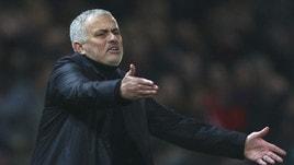 Mourinho: «Premier impossibile se gli altri investono così tanto»