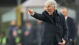 Serie A Atalanta, Gasperini: «Udinese? Non esistono partite facili»
