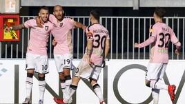 Serie B, Padova-Palermo 1-3: grande rimonta rosanero