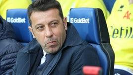Serie A Parma, D'Aversa: «Non pensiamo alla classifica del Chievo»