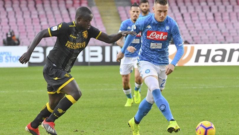 Napoli, Ancelotti sempre sul pezzo: