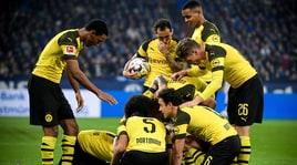 Bundesliga, Borussia Dortmund rullo compressore. Risale la china il Bayern