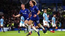 Chelsea-City 2-0: Sarri, lezione a Guardiola!