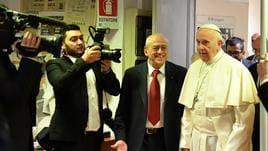 Papa al Messaggero, grazie per lavoro