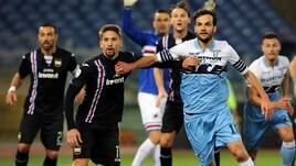 Lazio-Sampdoria, il film della partita