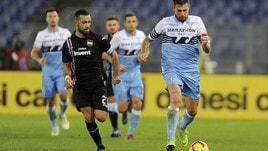 Serie A Lazio-Sampdoria 2-2, il tabellino