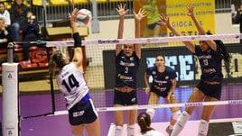 Volley: A2 Femminile, Cus Torino a Valanga su Ravenna