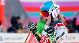 Sci: Shiffrin vince anche parallelo di St.Moritz, azzurre in ombra