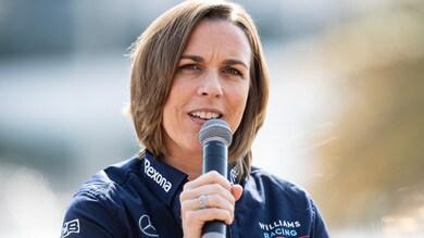 F1, Claire Williams: «Ci serviva la grinta di Kubica»
