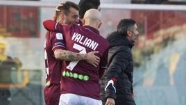 Serie B, Livorno-Foggia 3-1: Diamanti trascinatore. Cremonese-Cittadella 0-0
