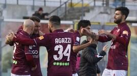 Serie B, Diamanti trascina il Livorno. 0-0 tra Cremonese e Cittadella