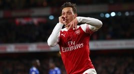 «L'Arsenal scarica Ozil: l'Inter pronta ad accoglierlo»