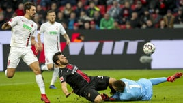Luthe, eroe in Bundesliga