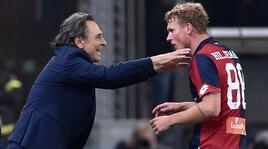 Serie A, Genoa-Spal 1-1: Prandelli debutta con un pari