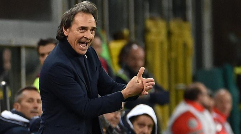 Serie A Genoa, Prandelli: «Espulsione di Criscito? Ci è sembrata esagerata»