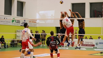 Volley: A2 Maschile, Girone Bianco, Brescia suona la decima sinfonia