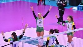 Volley: A2 Femminile, Soverato cade in casa, Mondovì in fuga