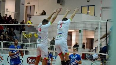 Volley: A2 Maschile, Girone Blu, Piacenza e Grottazzolina perdono colpi