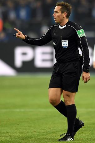 Champions, tedesco Stieler arbitra Juve