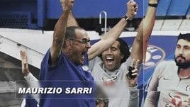 Italiani all'estero, Sarri dà lezione a Guardiola