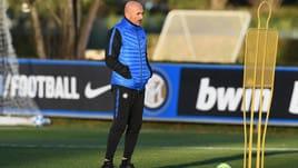 Champions League Inter, i convocati di Spalletti per il Psv: non c'è Vecino