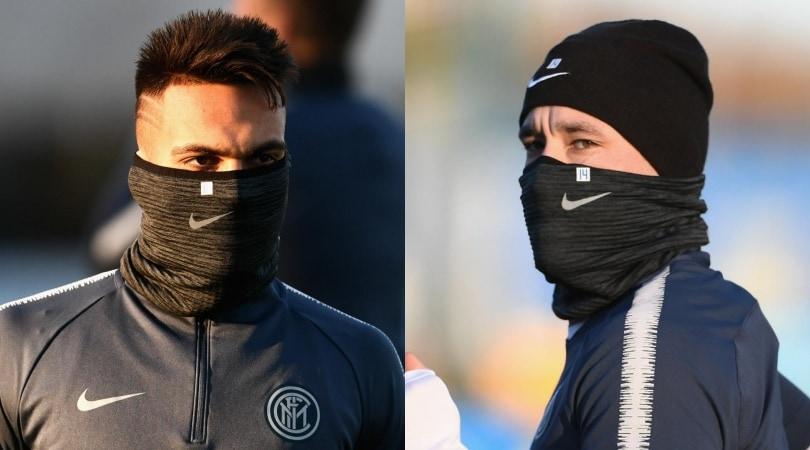 Riconoscete gli uomini mascherati dell'Inter?