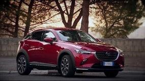 Mazda CX-3, la Grande Bellezza