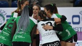 Volley: con Sassuolo-Baronissi parte la Coppa Italia di A2