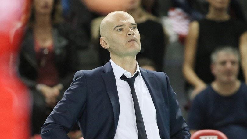 Volley: Superlega, si è dimesso Giampaolo Medei