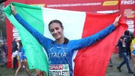 Cross: Nadia Battocletti oro europeo U20!