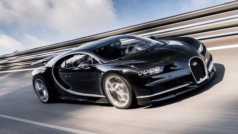 Bugatti, no record al Nurburgring, ma nuovi modelli