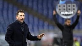Diretta Roma-Genoa, formazioni ufficiali e tempo reale alle 20.30. Dove vederla in tv