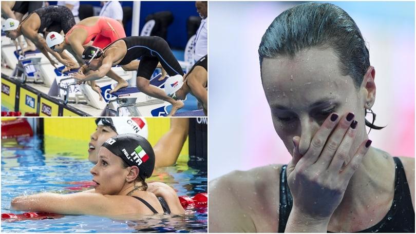 Mondiali vasca corta, la delusione della Pellegrini: è quarta